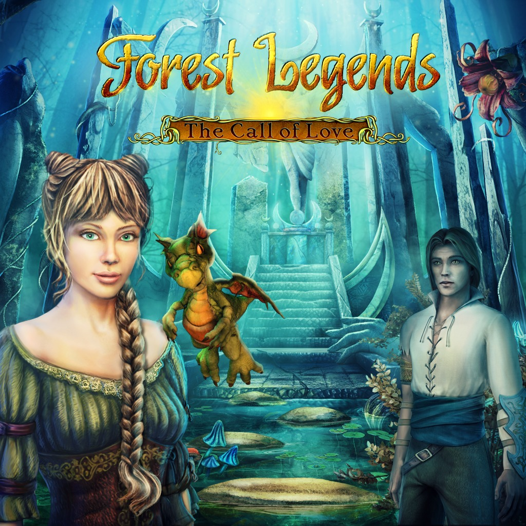Forest Legends: The Call of Love Demo