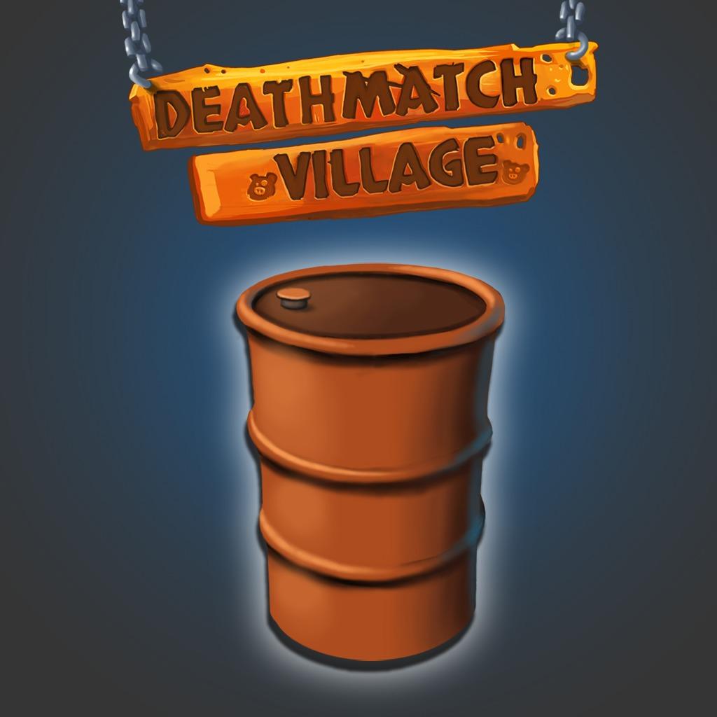 Deathmatch Village: 20 Oil Barrels