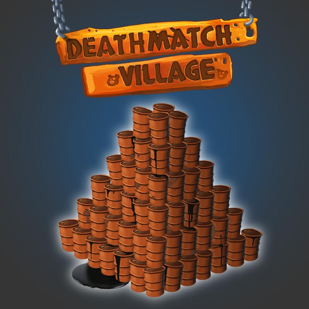 Deathmatch Village: 300 Oil Barrels
