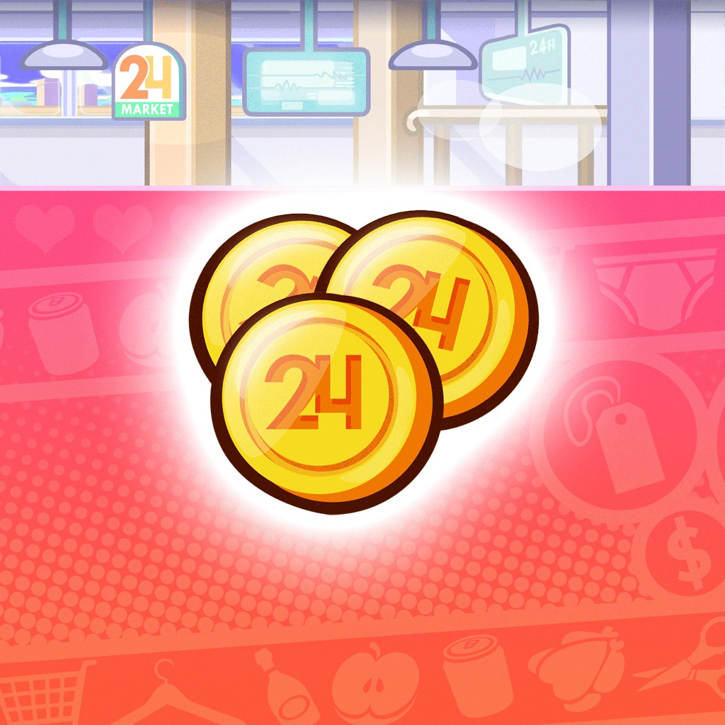 Crazy Market Coin Cool Pack (5,000)