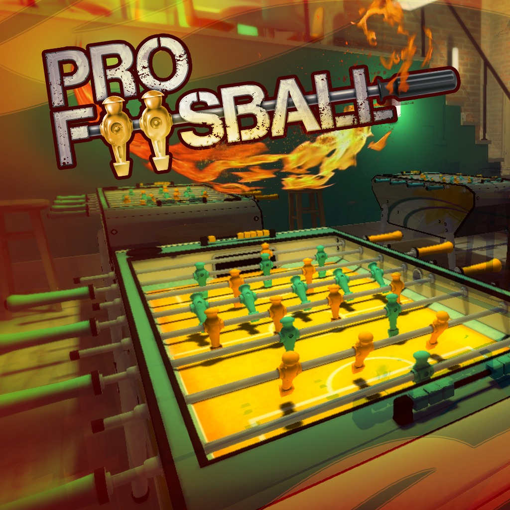 Pro Foosball™ Fireball Tournament Pack