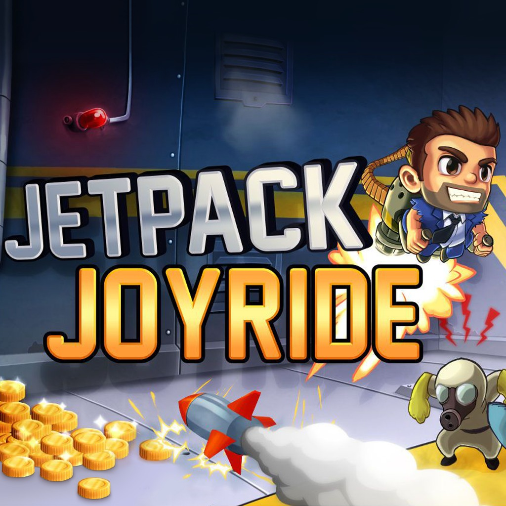 Jetpack Joyride Counterfeit Machine and Coin Bundle