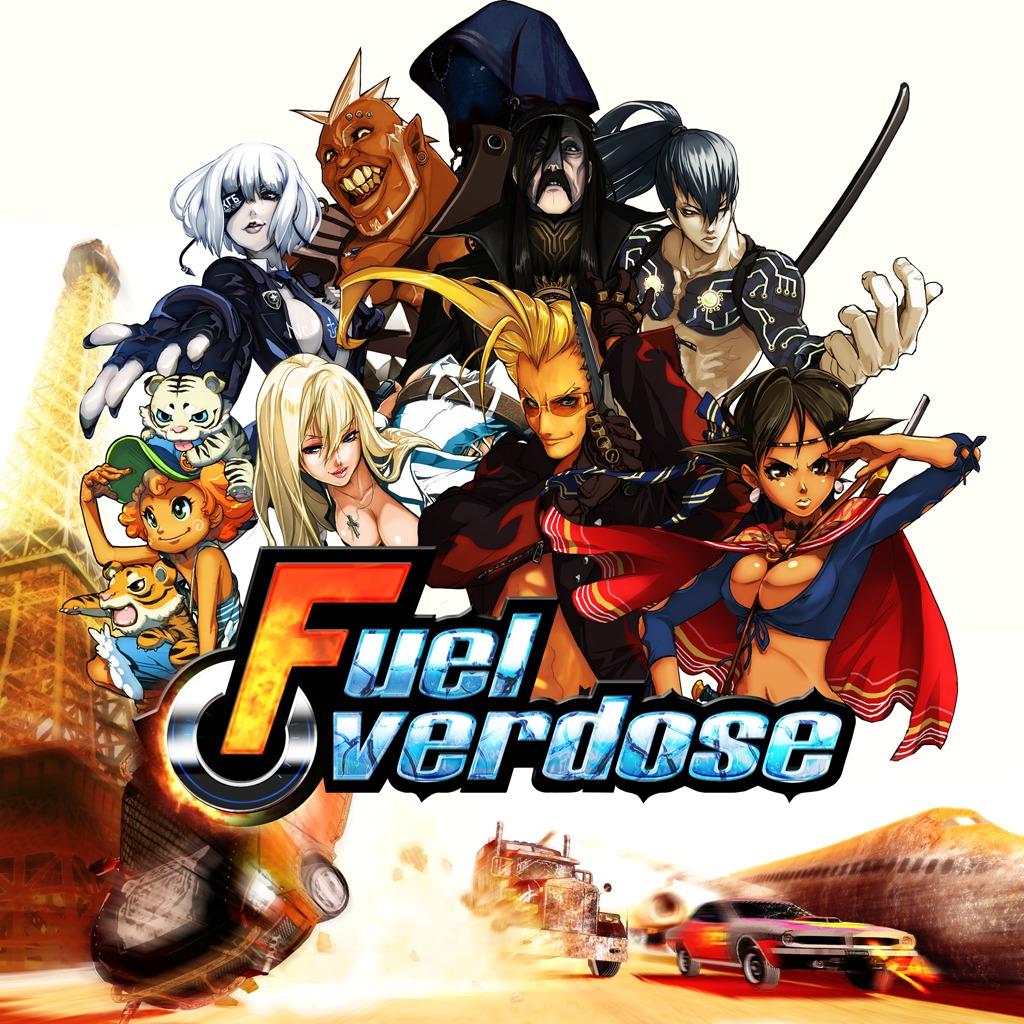 Fuel Overdose: Mercenary Vehicle Pack