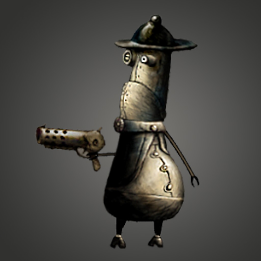 Machinarium Boss Avatar