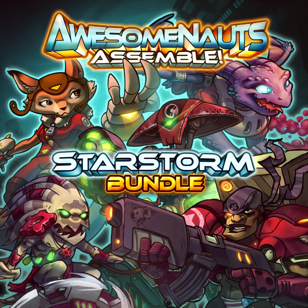 Awesomenauts Assemble! Starstorm Expansion