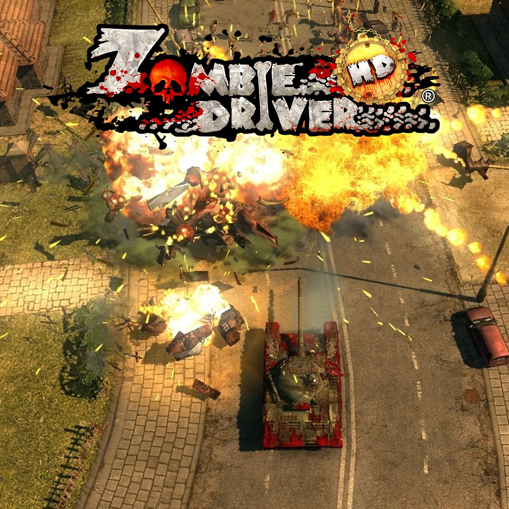 Zombie Driver HD Launch Trailer