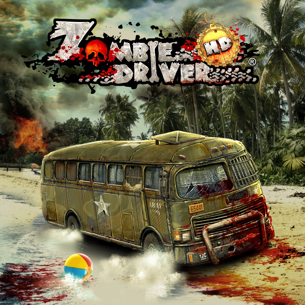 Zombie Driver HD Tropical Race Rage