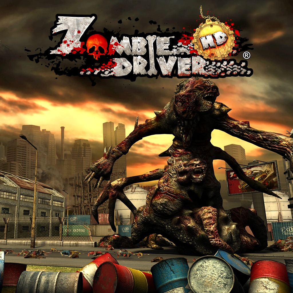 Zombie Driver HD Harodeh Theme