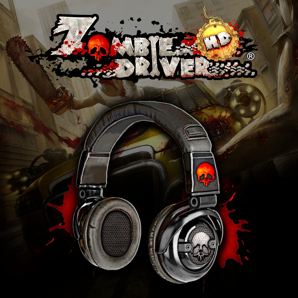 Zombie Driver HD Original Soundtrack