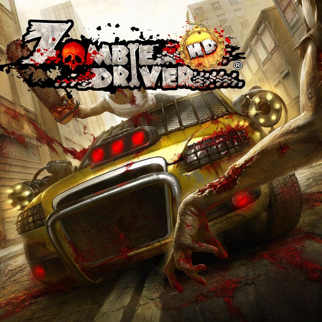 Zombie Driver HD + Soundtrack Bundle