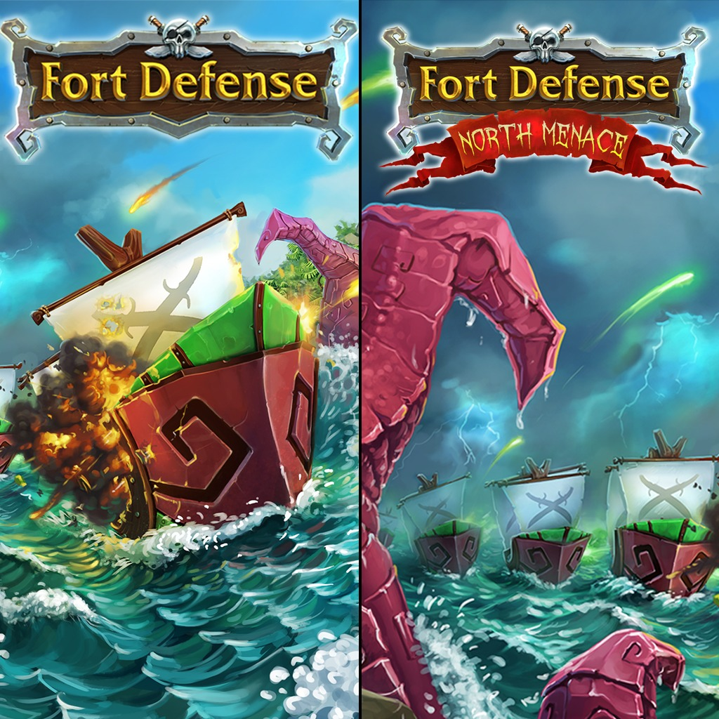 Fort Defense & Fort Defense North Menace