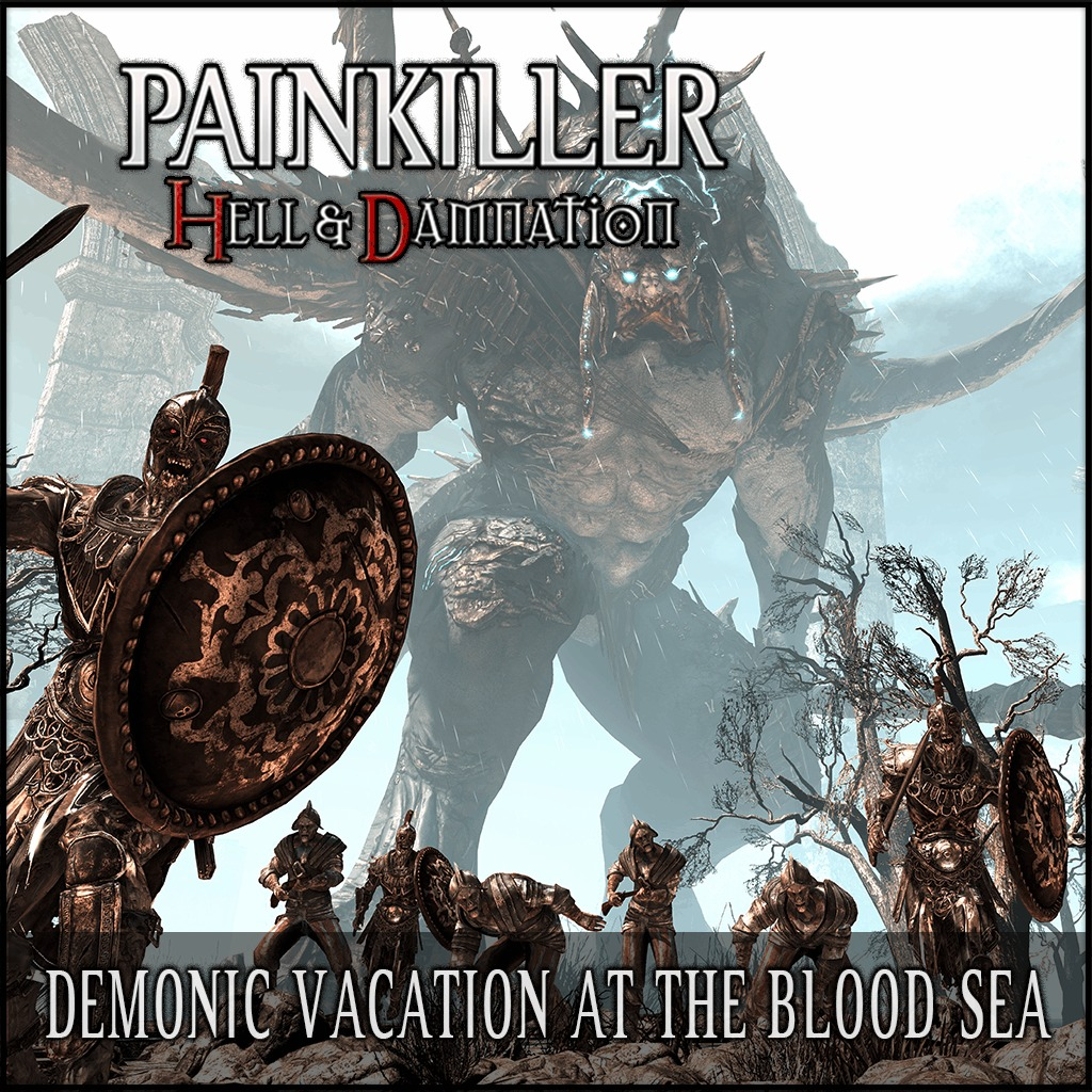 Demonic Vacation at the Blood Sea