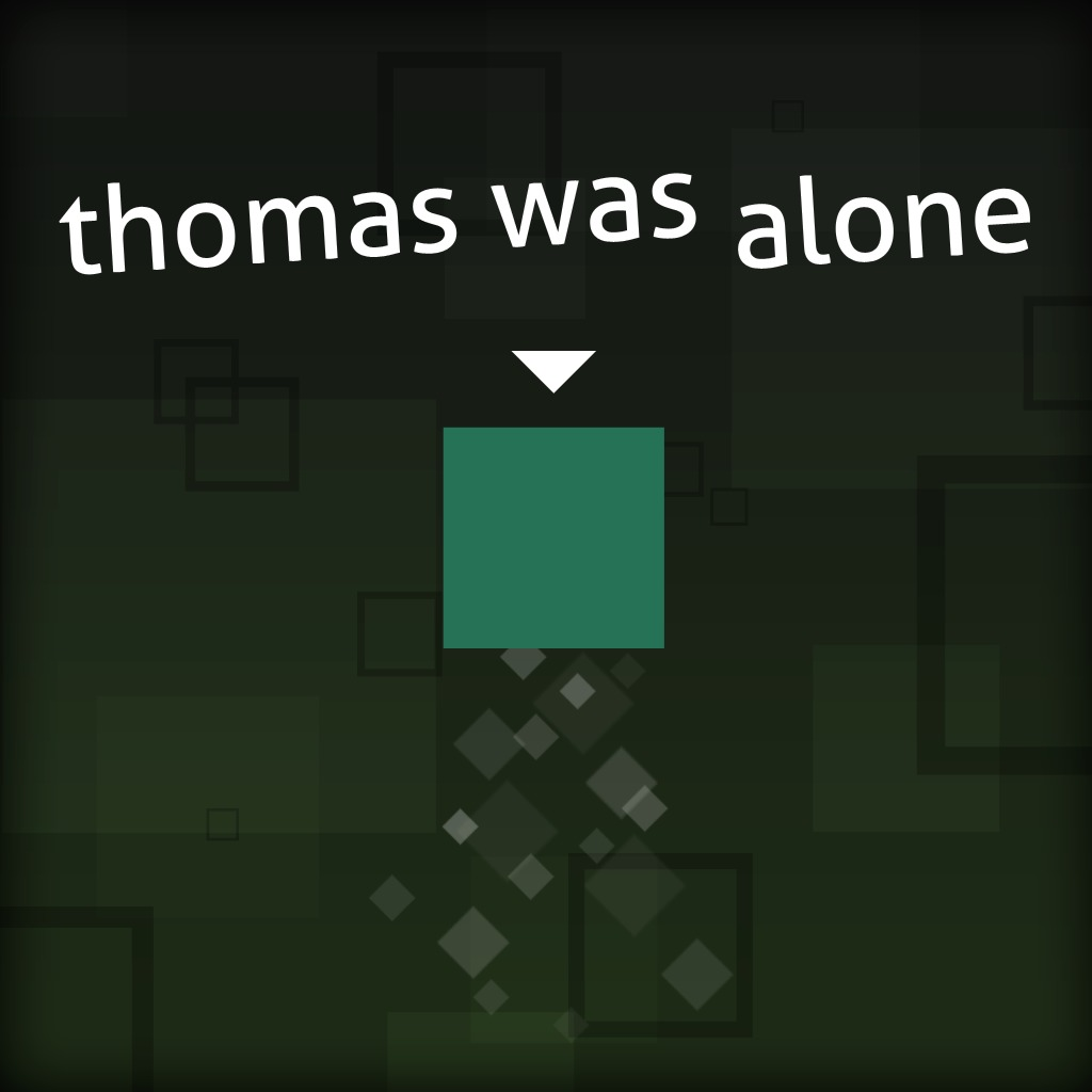 Thomas Was Alone Benjamin's Flight