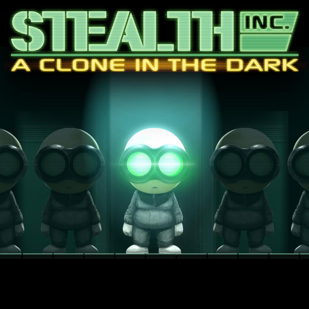 Stealth Inc: A Clone in the Dark