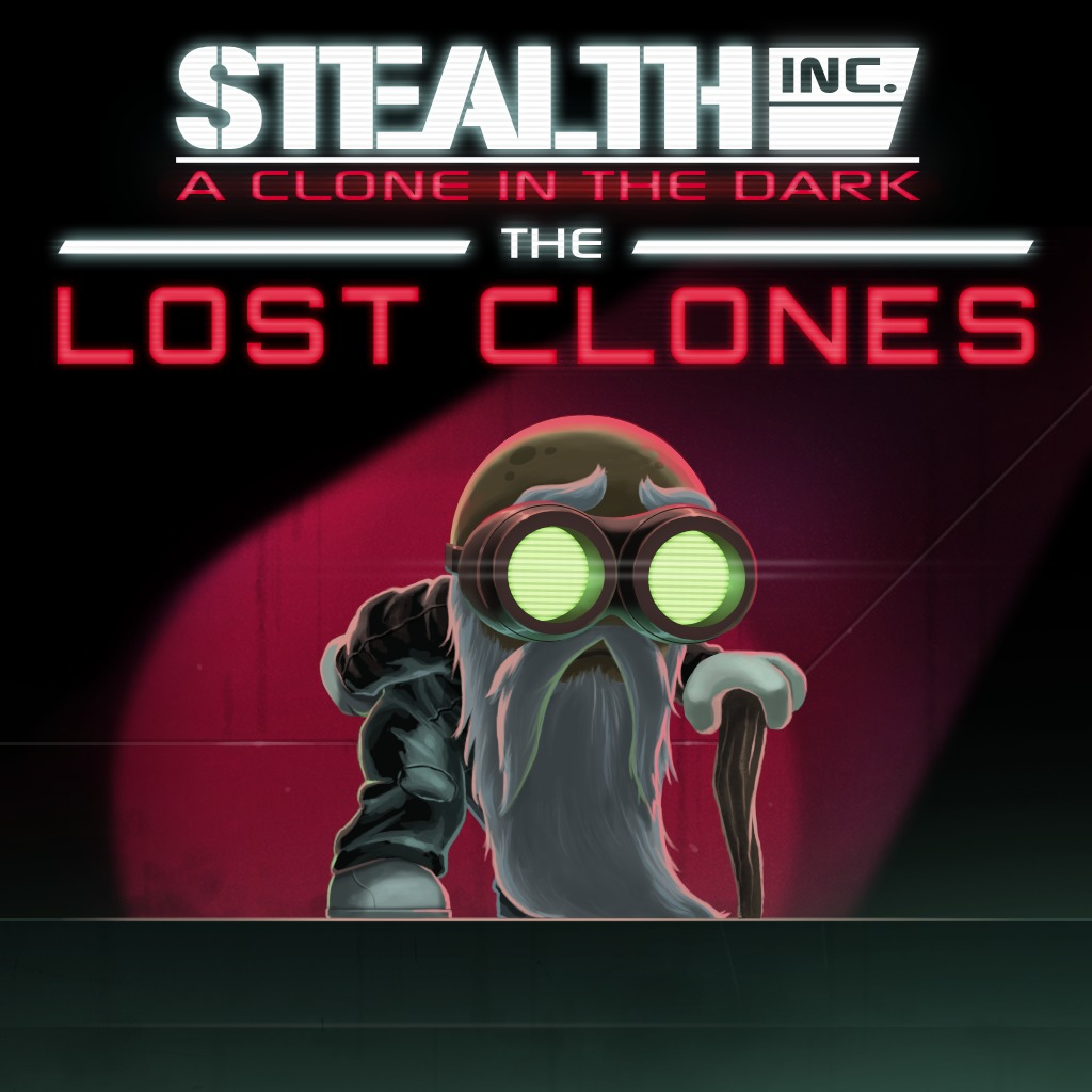 Stealth Inc: A Clone In The Dark - The Lost Clones