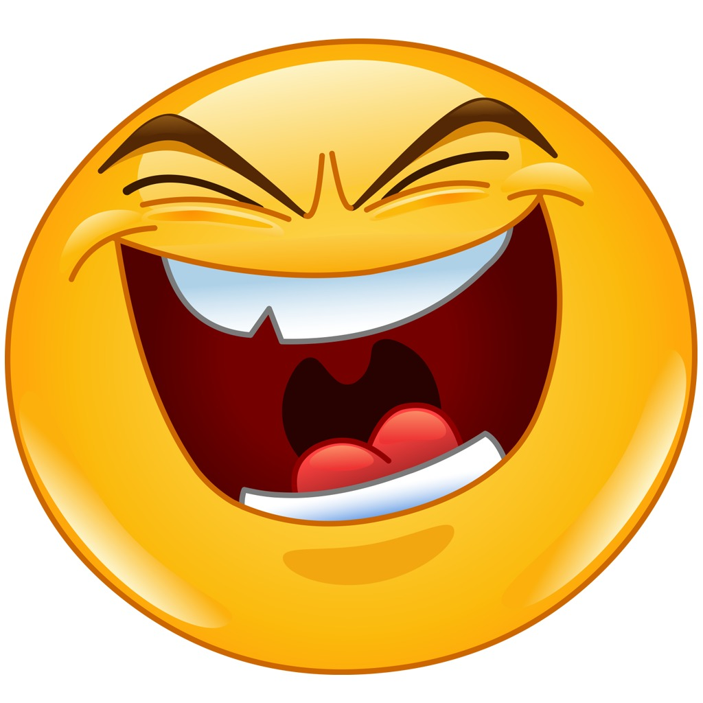 Evil Laugh Emoticon HiQ Avatar