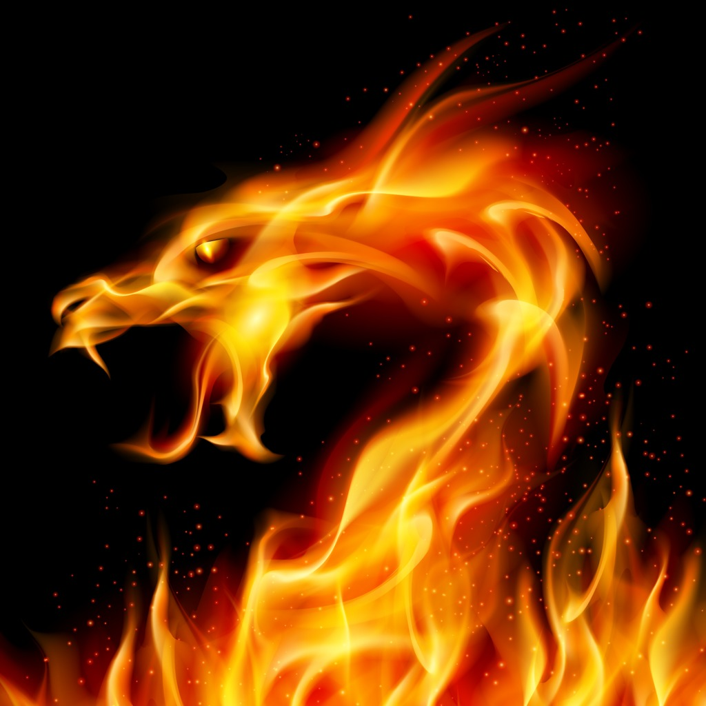 Hell Fire Dragon HiQ Avatar
