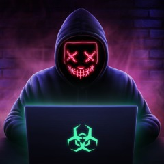 Anon Neon Hacker Hiq Avatar On Ps4 Official Playstation Store Us