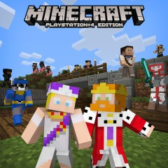 Minecraft Skin Pack 1 On Ps4 Official Playstationstore Us
