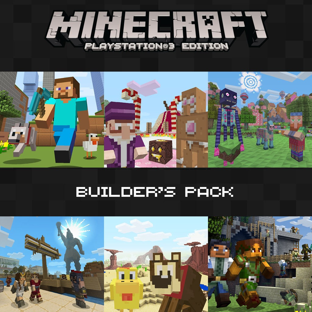 Minecraft Builder's Pack