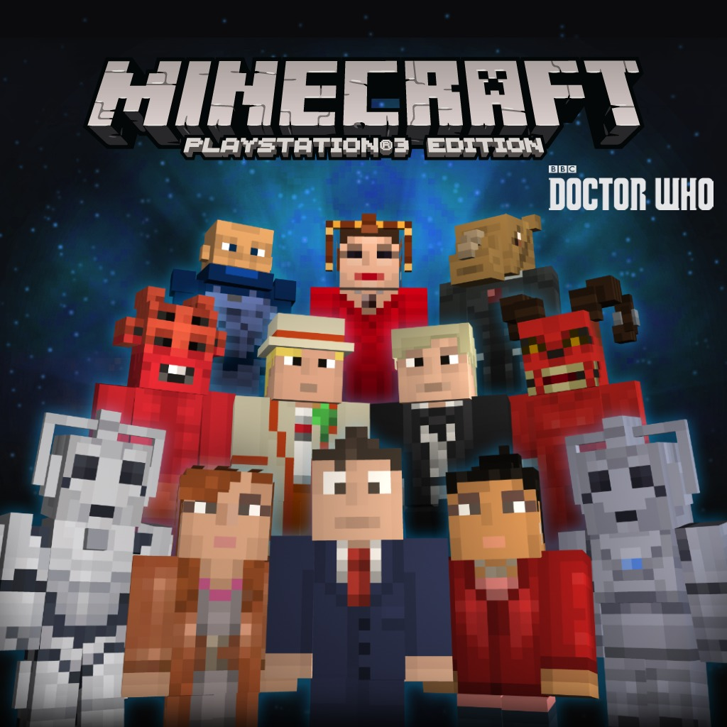 Doctor Who Skins II
