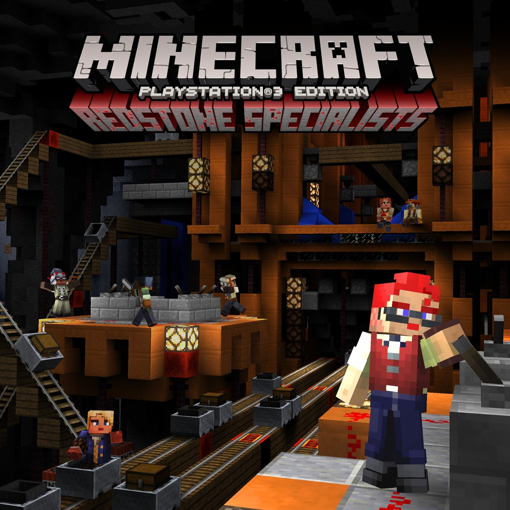 Redstone Specialists Skin Pack