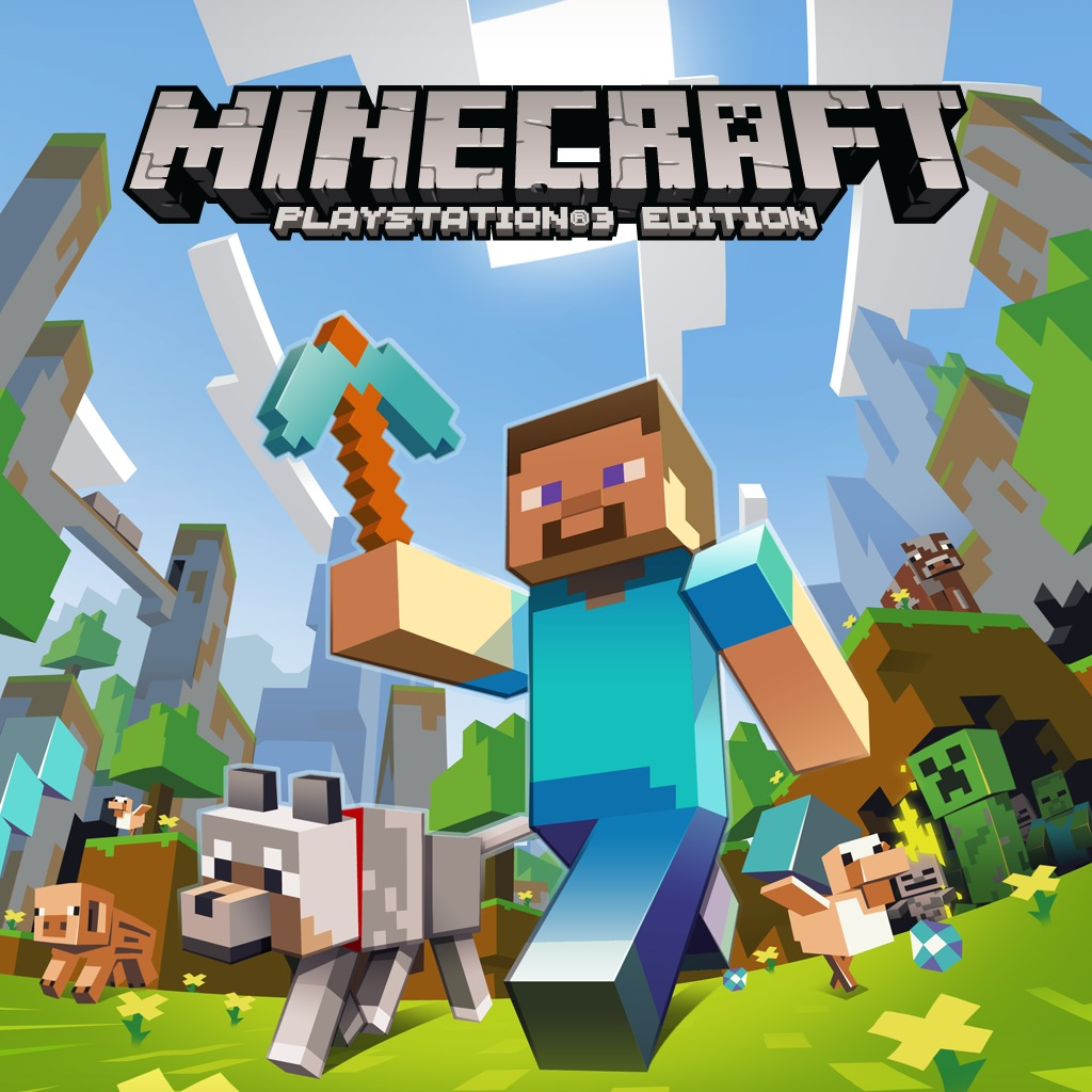 Minecraft: PlayStation®3 Edition