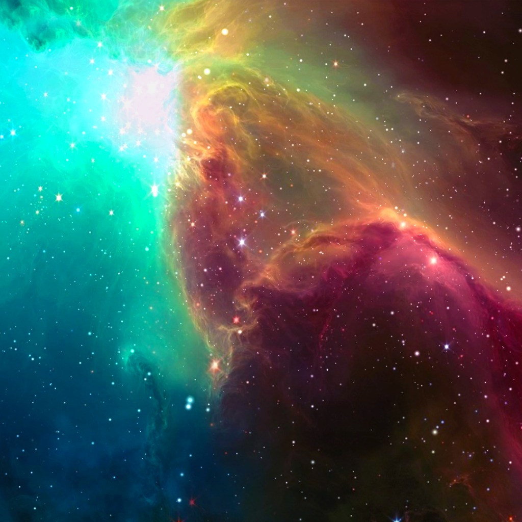 Amazing Nebula Colors Avatar