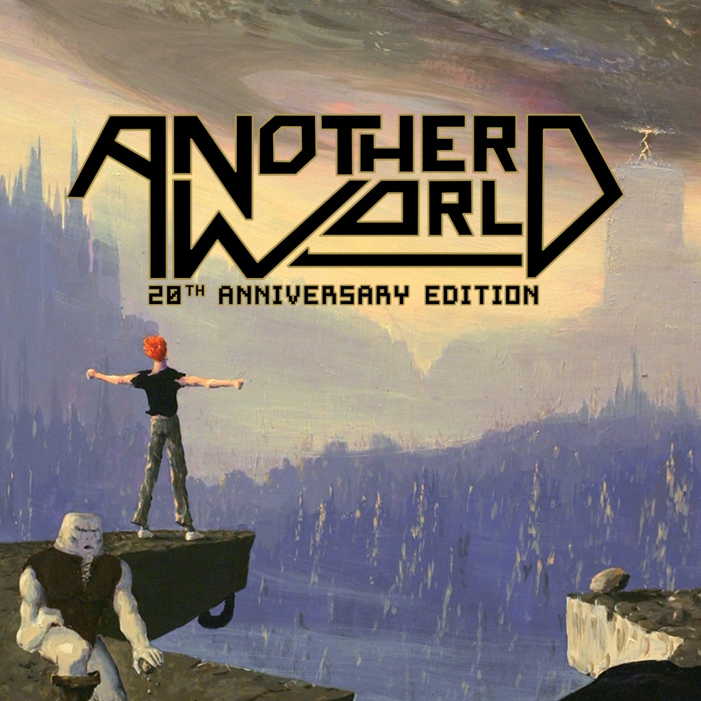 Another World - 20th Anniversary Edition Launch Trailer