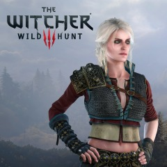 The Witcher 3: Wild Hunt - Alternative Look for Ciri on PS4