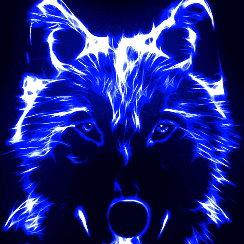 Aura Wolf Dynamic Theme
