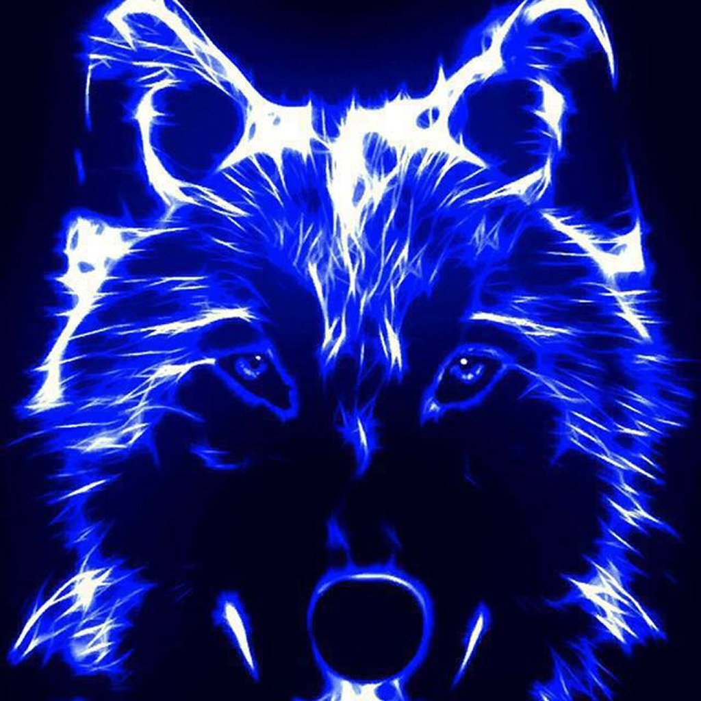 Electric Wolf Avatar