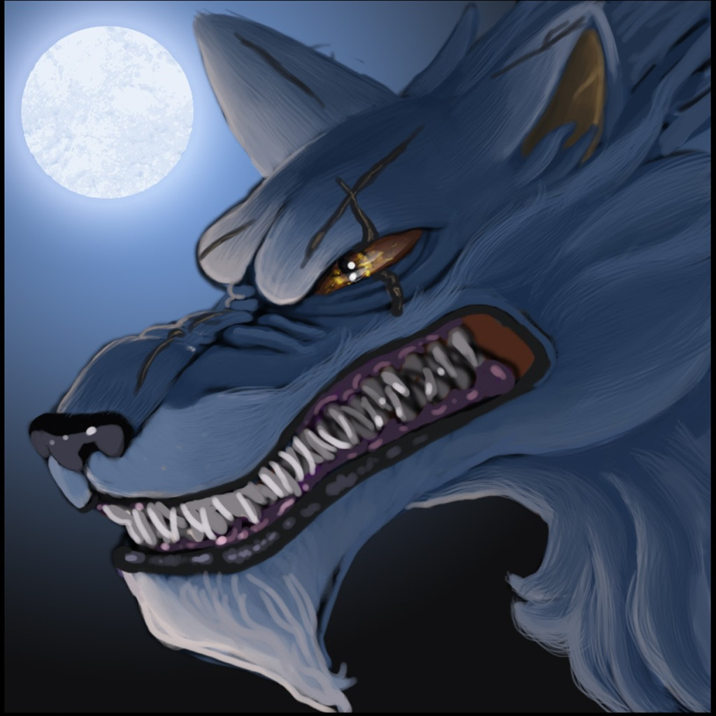 Gnarling Wolf Avatar