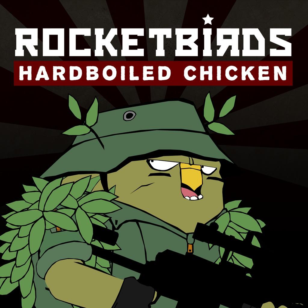 Rocketbirds HBC Sniper Budgie Pack