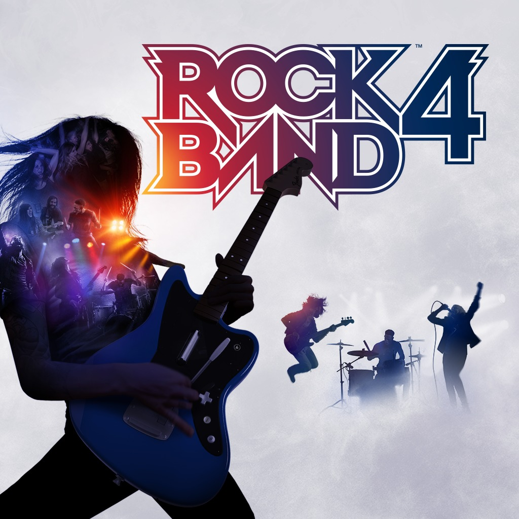 Rock Band™ 4 Rivals Bundle