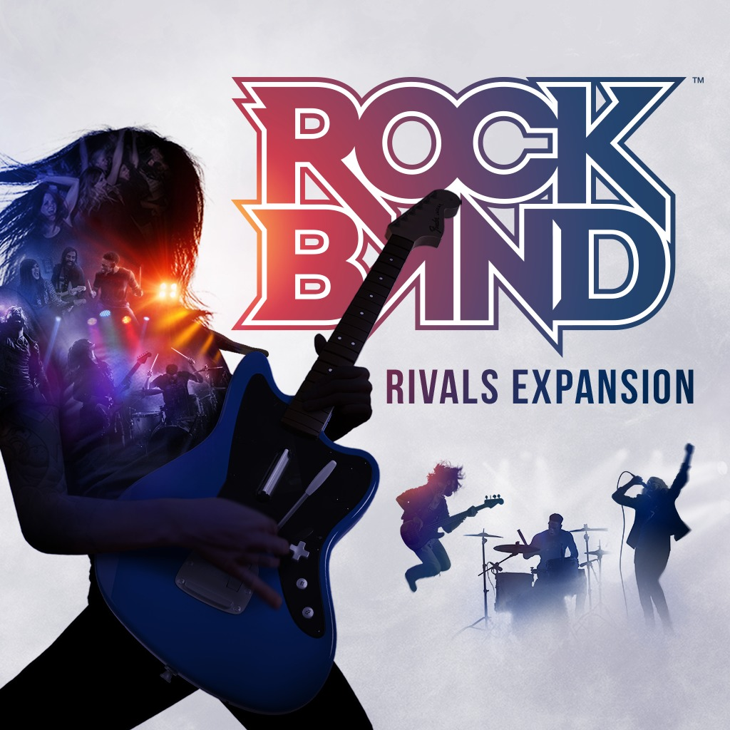 Rock Band™ Rivals Expansion Pack