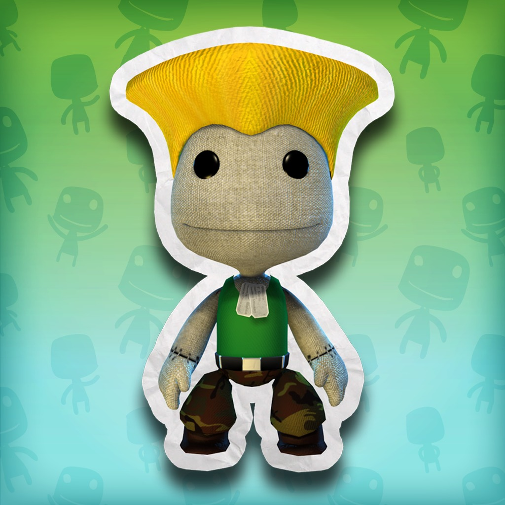 LittleBigPlanet™ Guile Costume