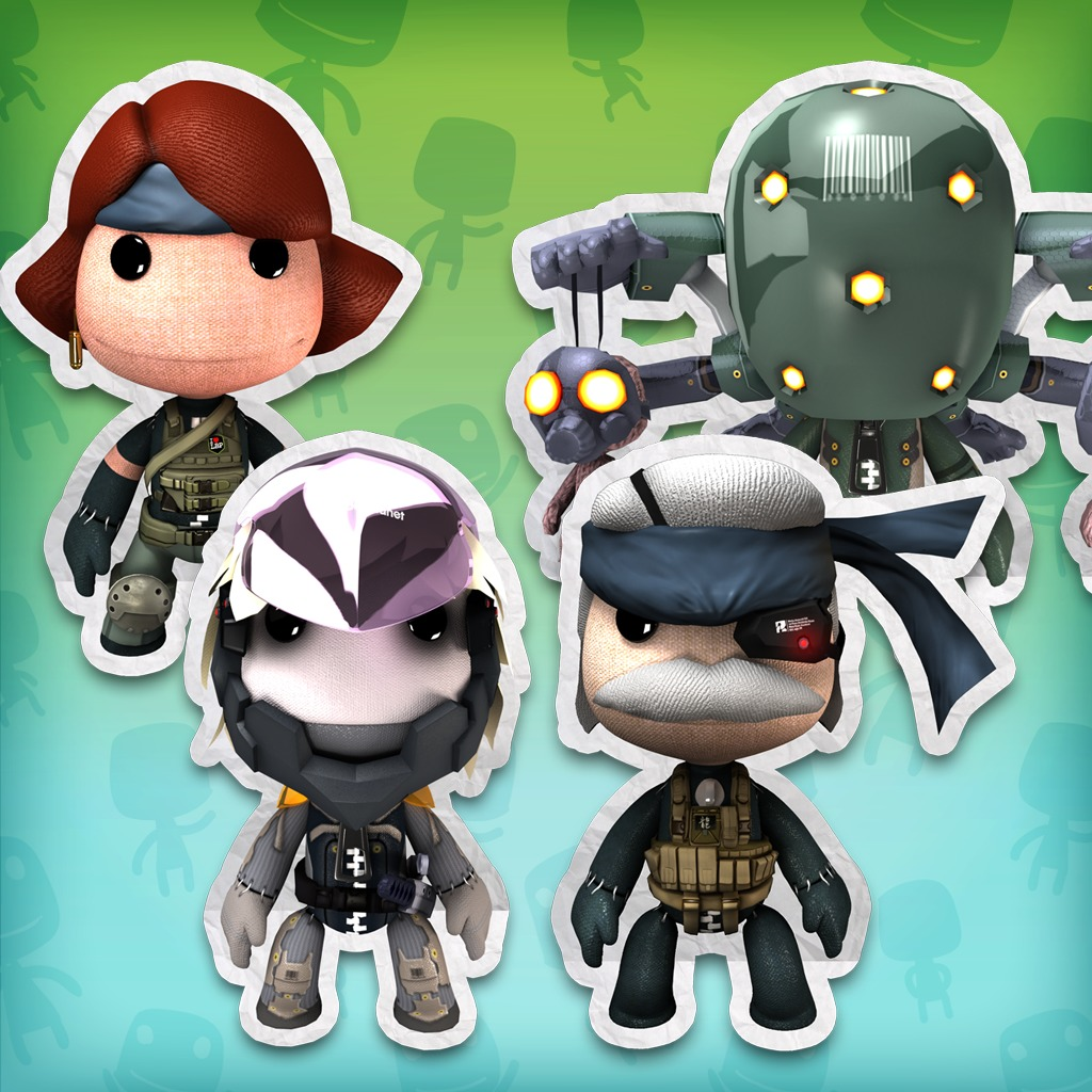 LittleBigPlanet™ Metal Gear Solid® Costume Pack