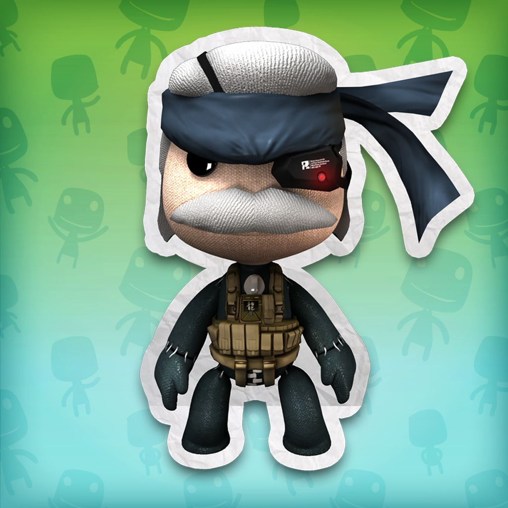 LittleBigPlanet™ METAL GEAR SOLID® Solid Snake Costume