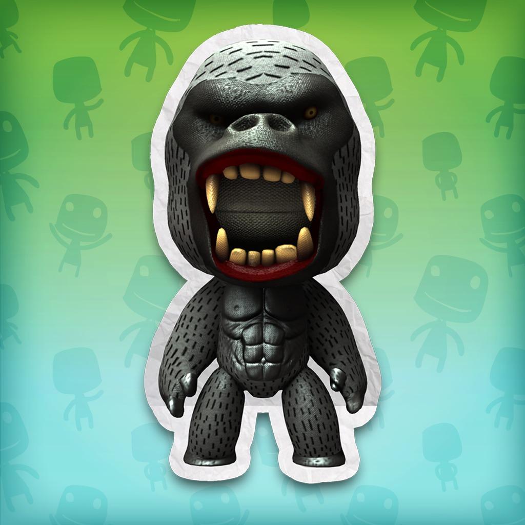 LittleBigPlanet™ Hugo Gorilla Costume