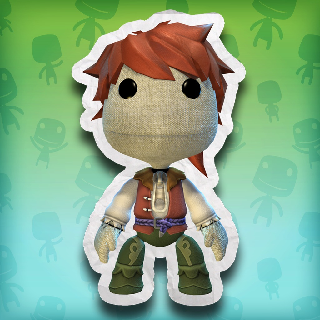 LittleBigPlanet™ Leonard Costume
