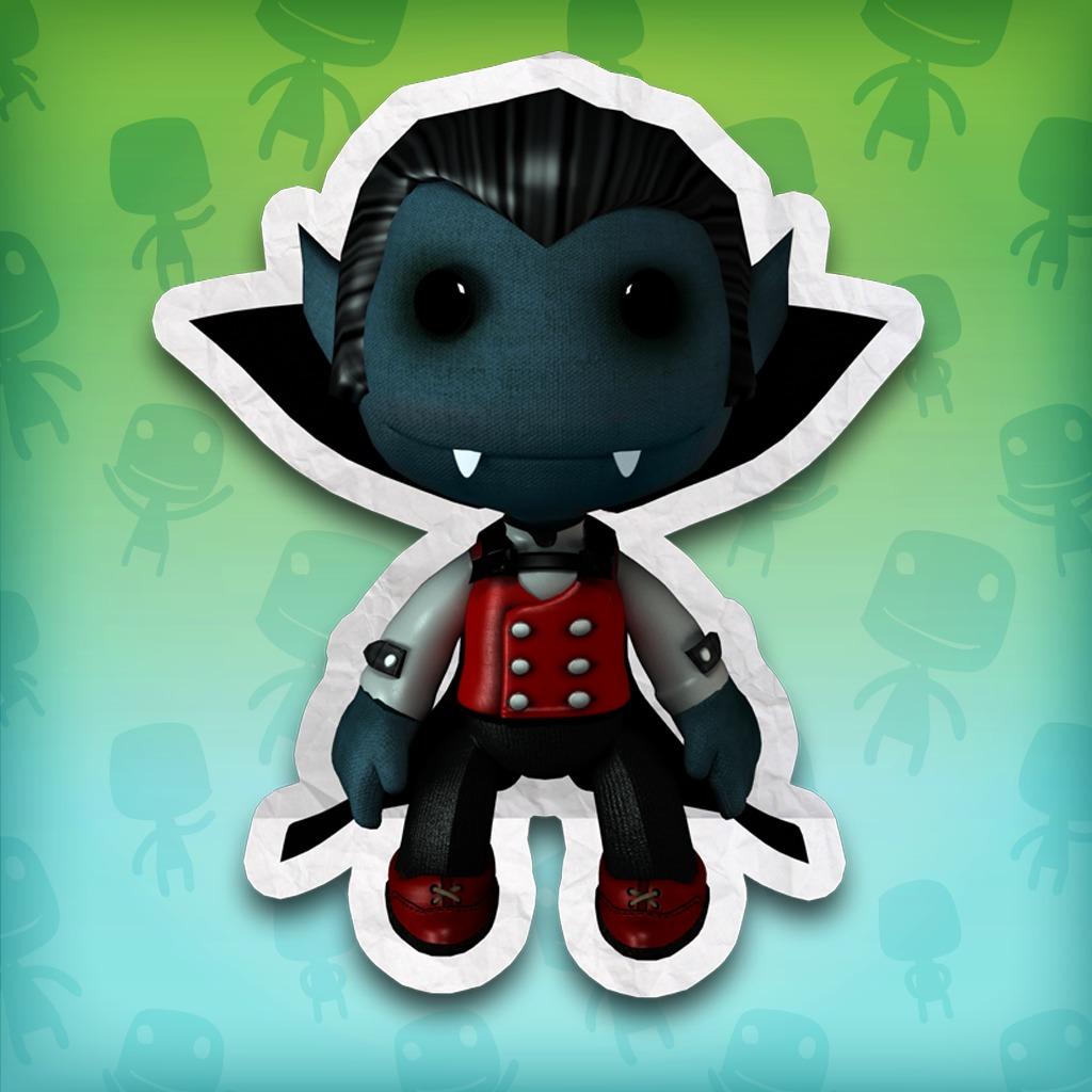 LittleBigPlanet™ Sackula Costume