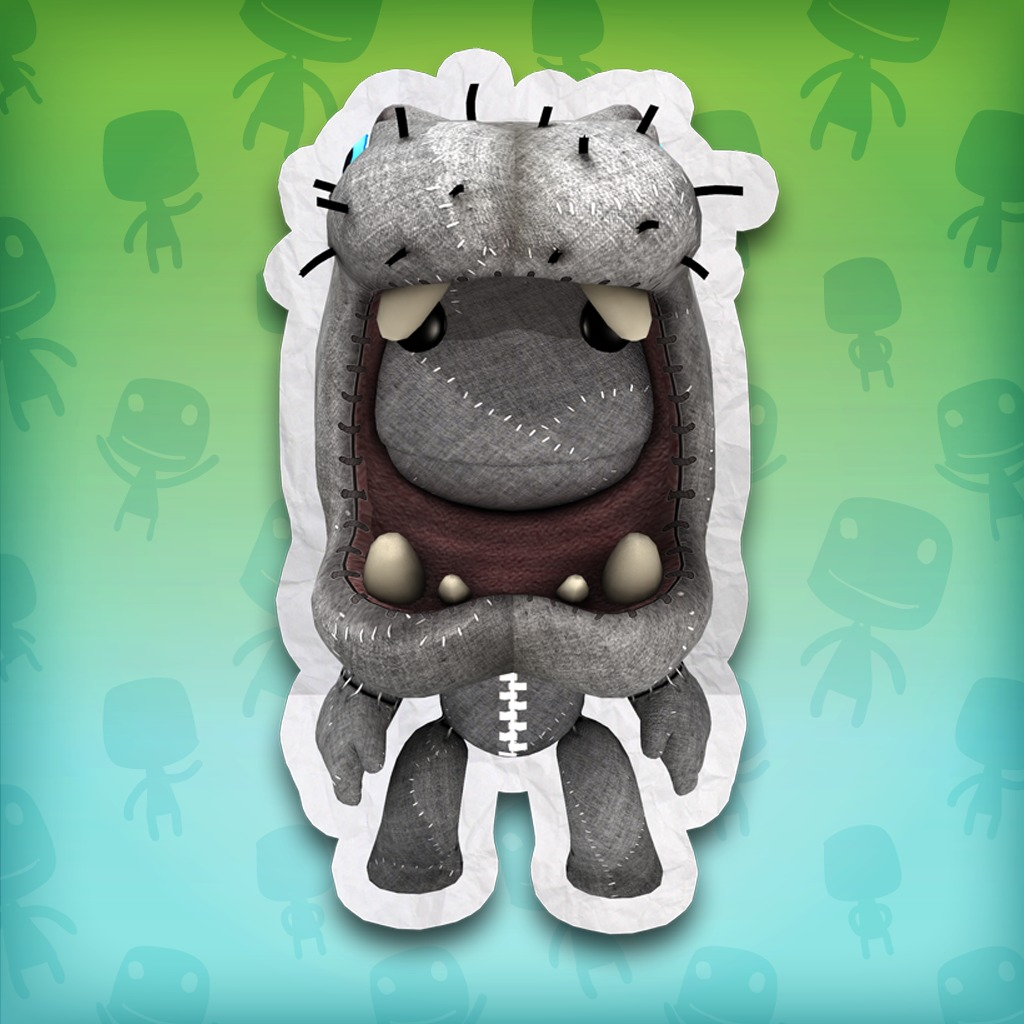 LittleBigPlanet™ More Animals! Hippo Costume