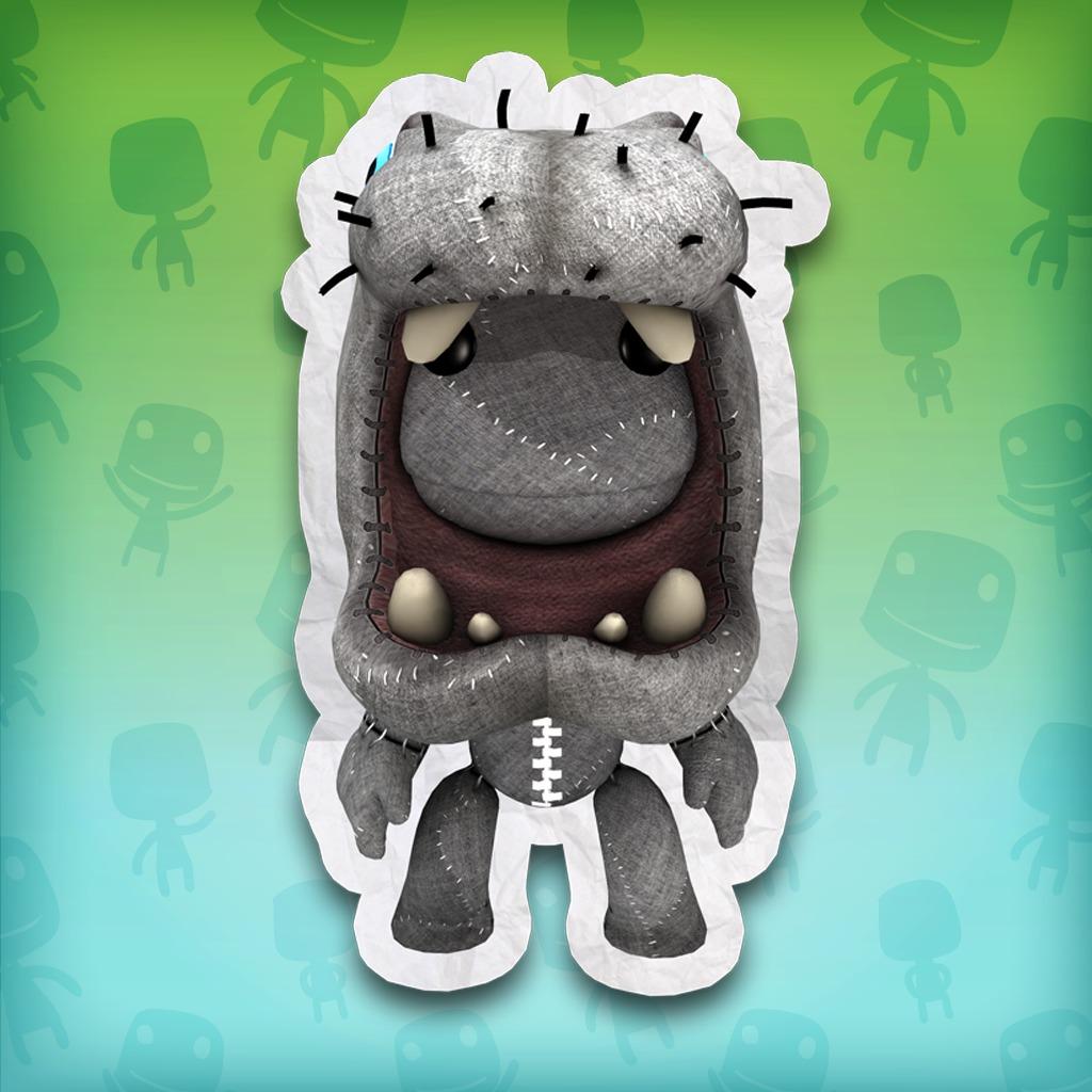 LittleBigPlanet™ More Animals! Hippo Costume