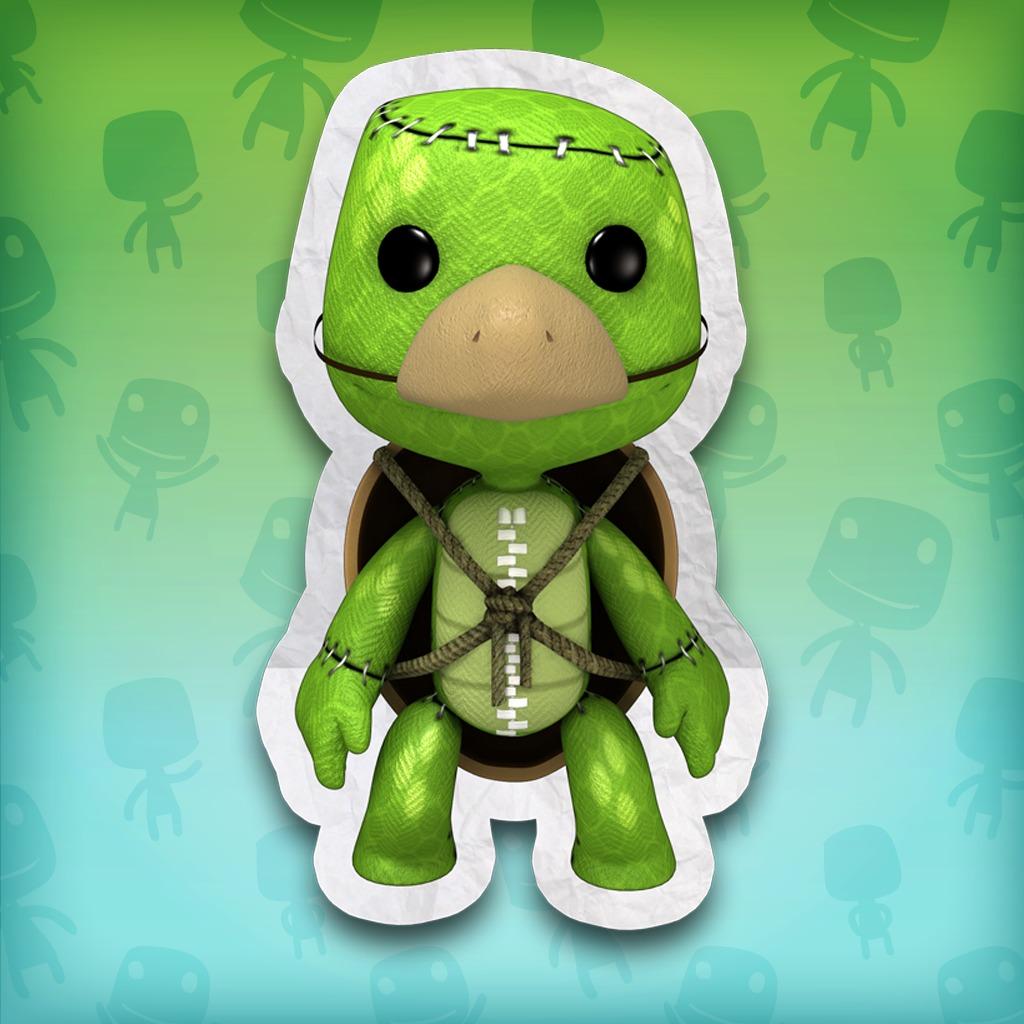 LittleBigPlanet™ More Animals! Turtle Costume