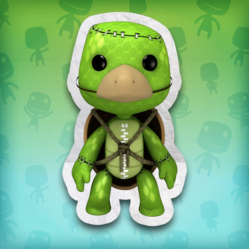 LittleBigPlanet™ More Animals! Turtle Costume