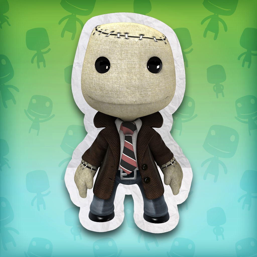 LittleBigPlanet™ Shelby Costume