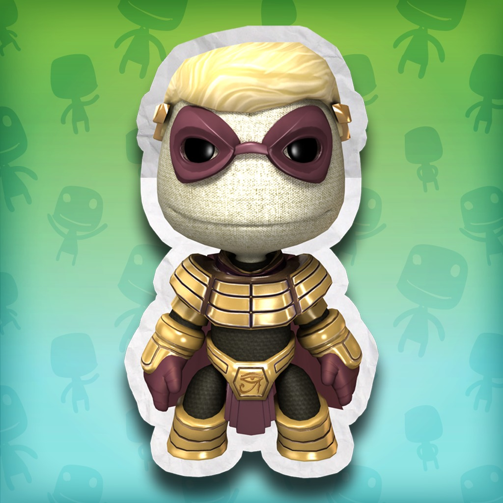 LittleBigPlanet™ Ozymandias Costume