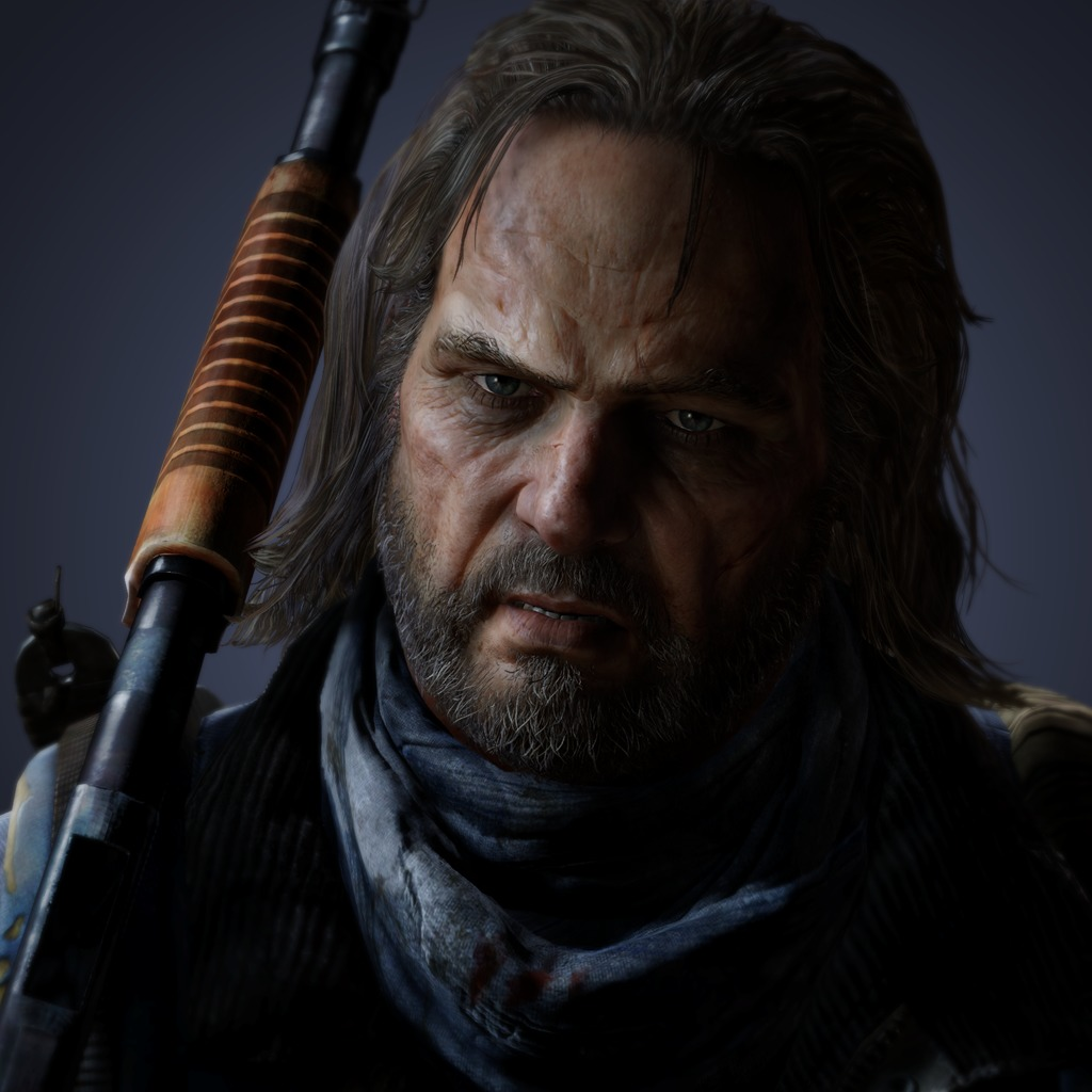 The Last Of Us™ Bill Avatar