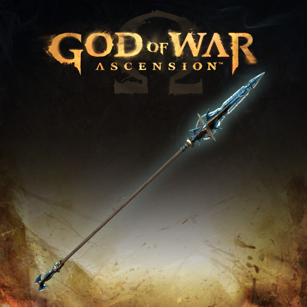 God of War Ascension™ Co-op Spear of Achilles Multiplayer Weapon